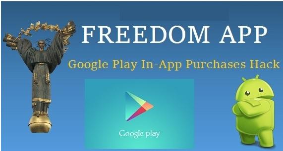 Freedom App