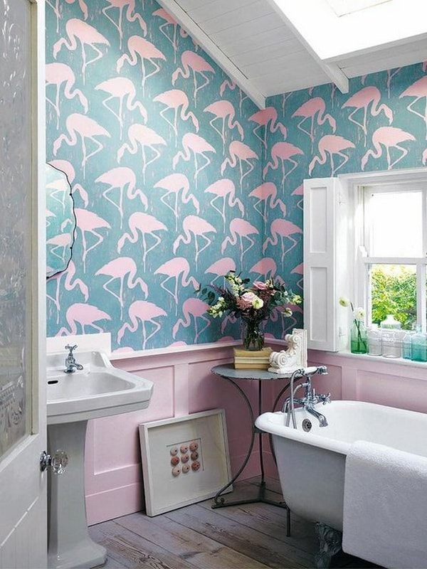 Decorate The Bathroom Walls 7