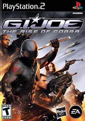 G.I. Joe: The Rise of Cobra (PAL) PS2 Torrent