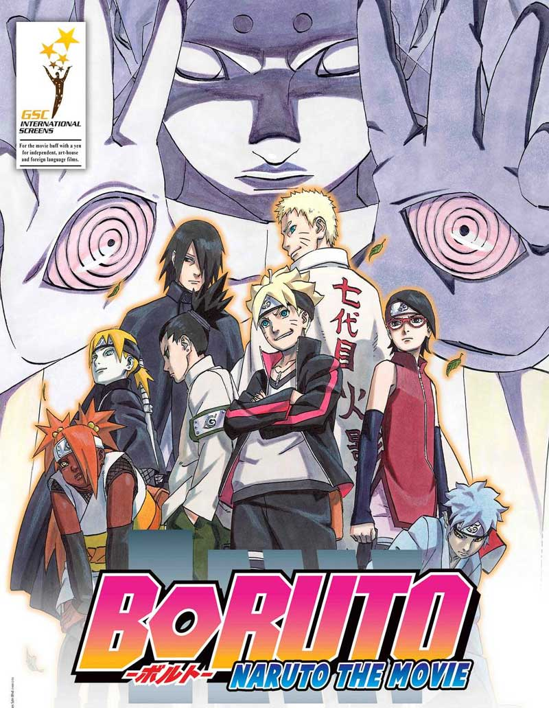 [Movie - Anime] Boruto: Naruto the Movie (2015) [CAM] [Subtitle indonesia] [3gp mp4 mkv]