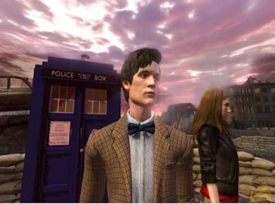 神秘博士:時間機器(Doctor Who Adventures:Tardis),精緻的動作冒險遊戲!