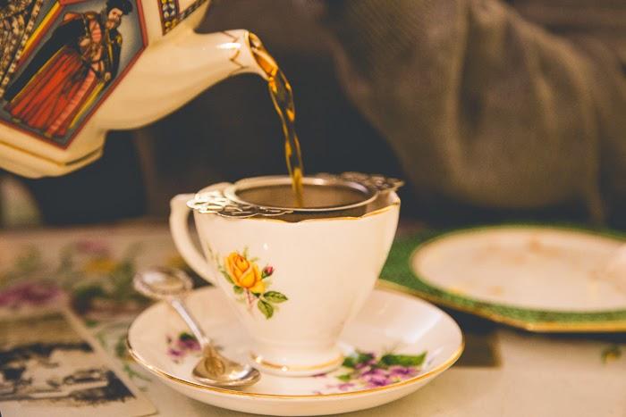 Bunty's blend tea