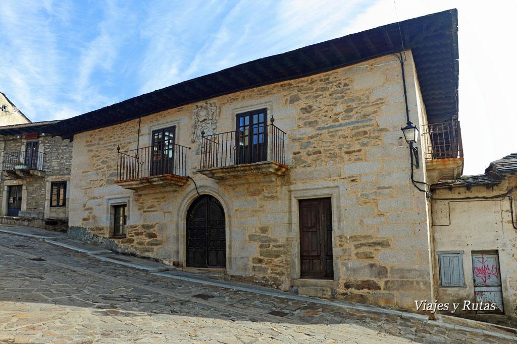 Casas nobiliarias de Puebla de Sanabria