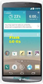 Flash / Bricked - Bootloop LG G3 LTE / LG G3 PRIME F460S