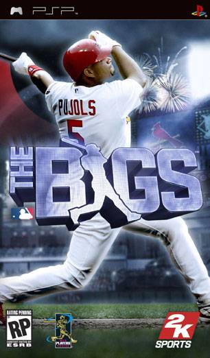 The Bigs - PSP - ISO Download