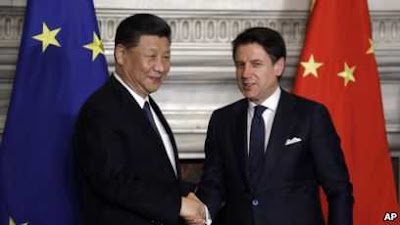 Italy Will Participate in Beijing's Silk Road