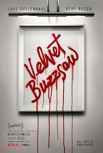 Velvet Buzzsaw (Web-DL 720p Dual Latino / Ingles) (2019)