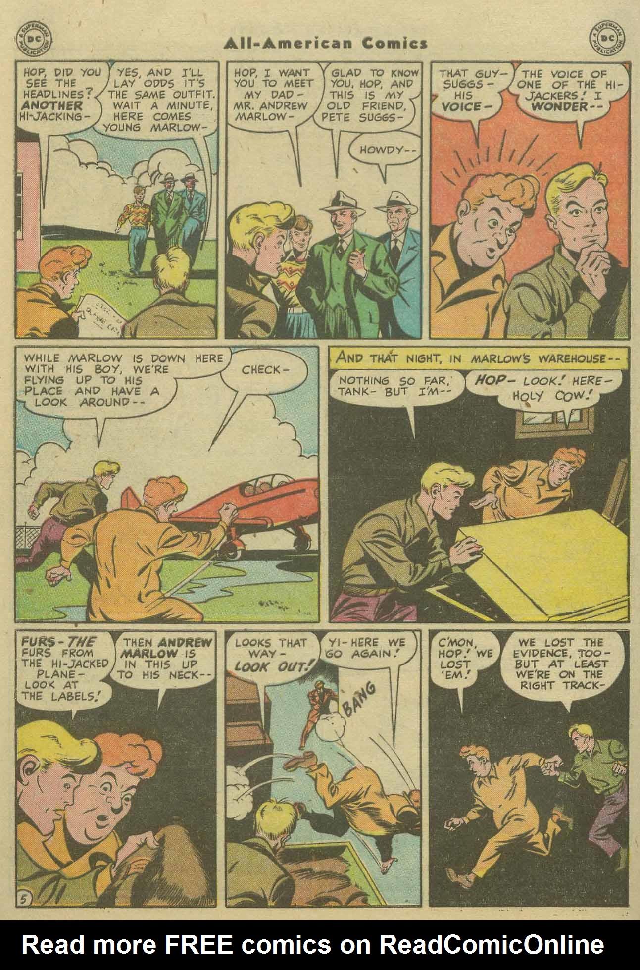 Read online All-American Comics (1939) comic -  Issue #92 - 38