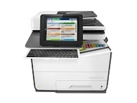 HP PageWide MFP 586z Driver Baixar Windows, Mac, Linux
