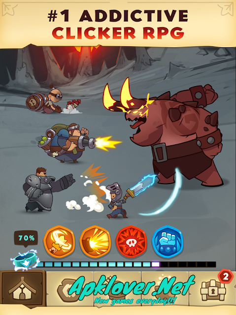 Almost a Hero MOD APK Unlimited Money