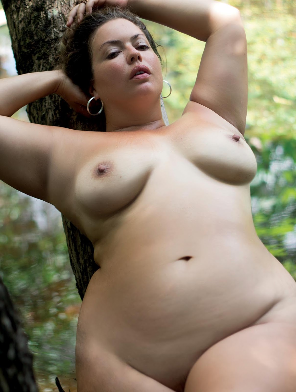 Pictures Of Naked Plus Size Women