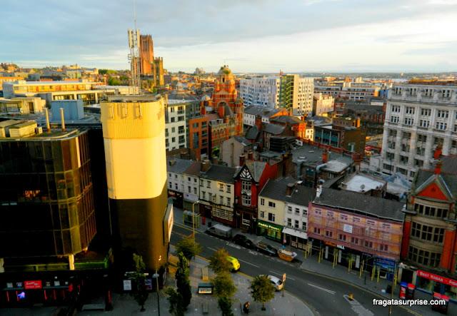 Liverpool, Inglaterra, a cidade dos Beatles