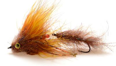 cheech leech articulated fly pattern streamer