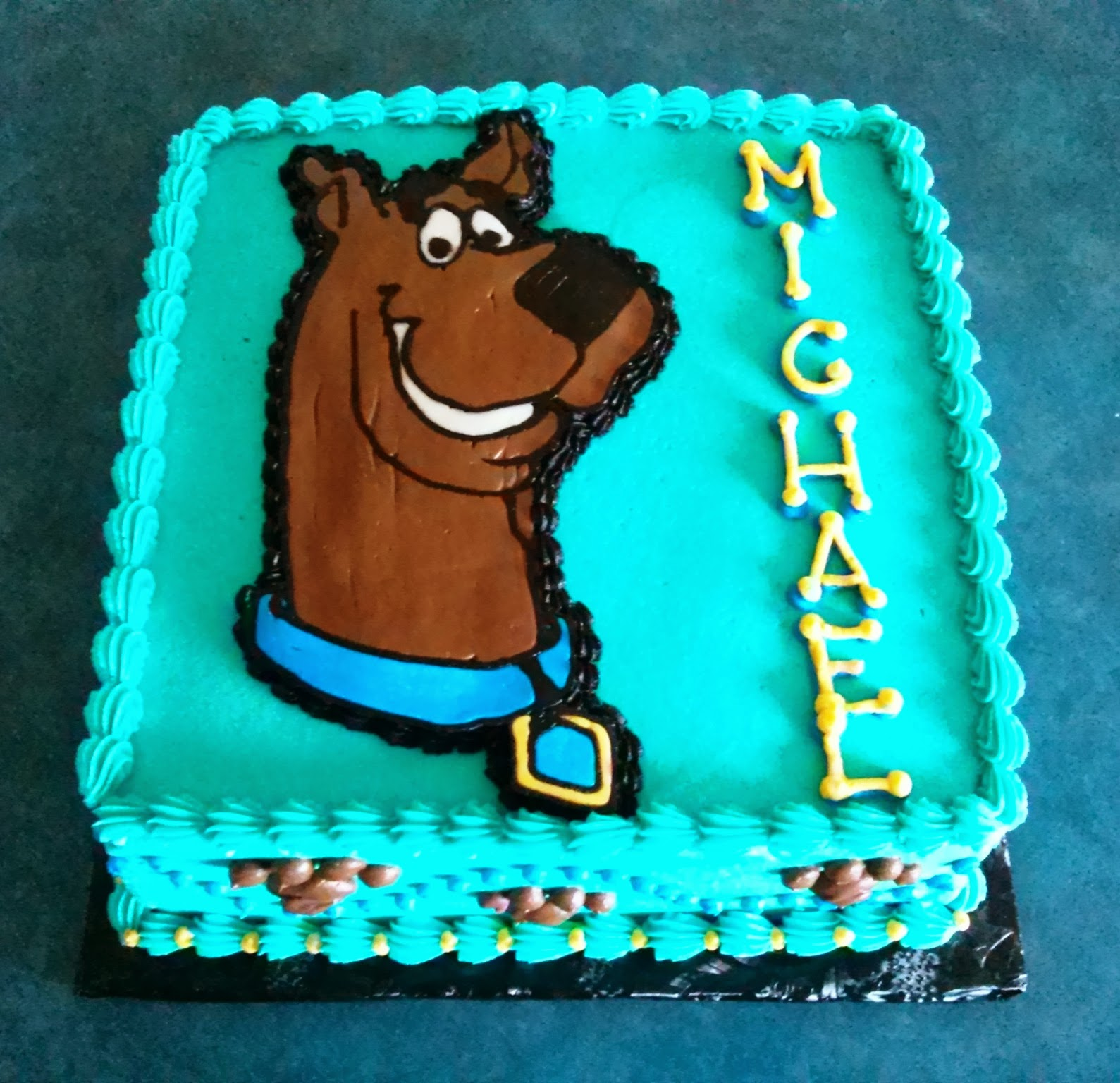 Pin Cakes Scooby Doo Cake Pan Walmart Cake On Pinterest