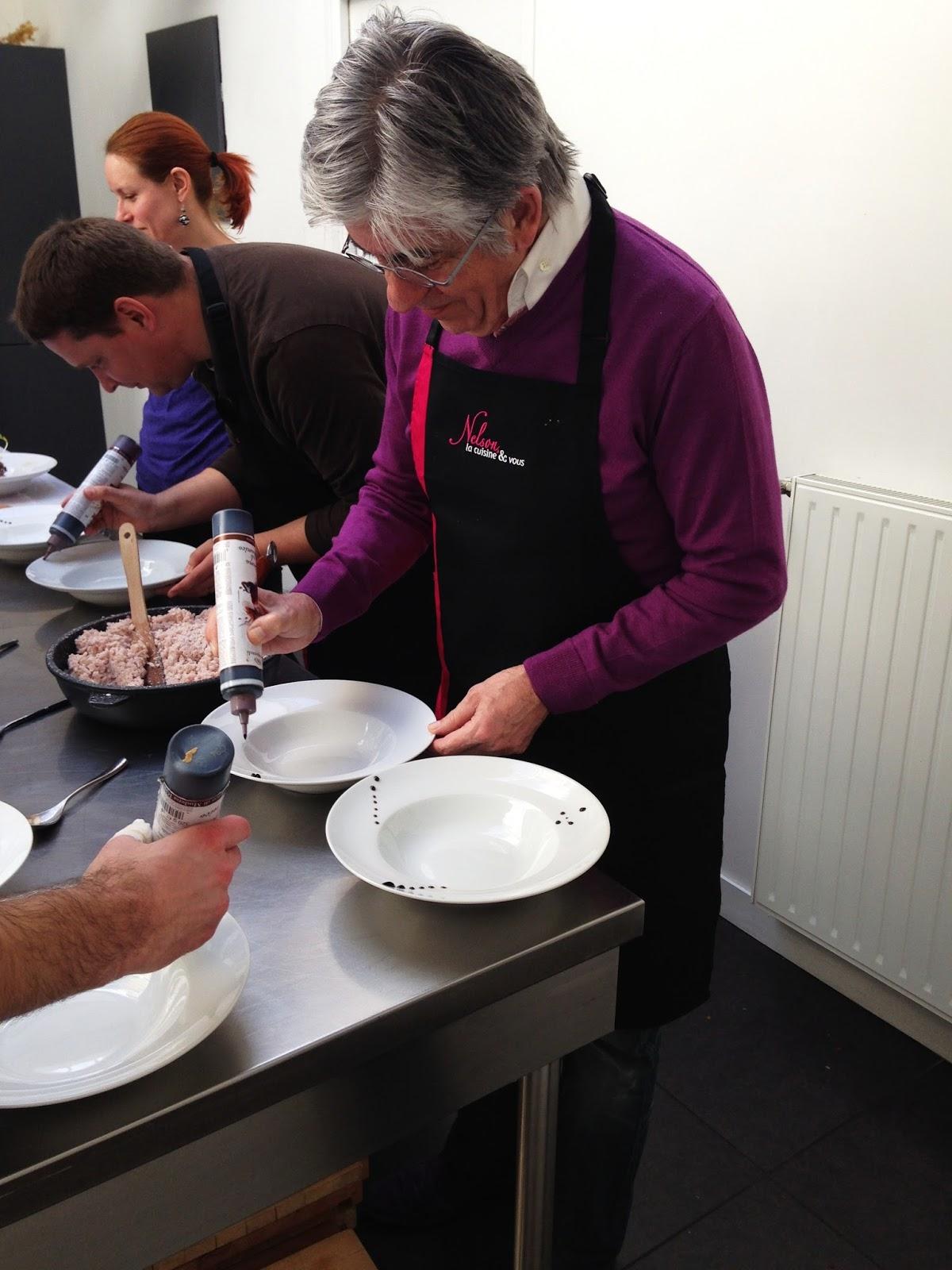 Clermont ferrand premier cours de cuisine chez nelson - Cours de cuisine clermont ...