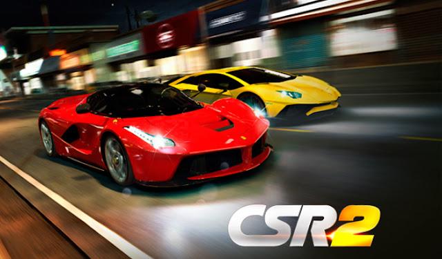 CSR Racing 2 la nueva joya de Zynga