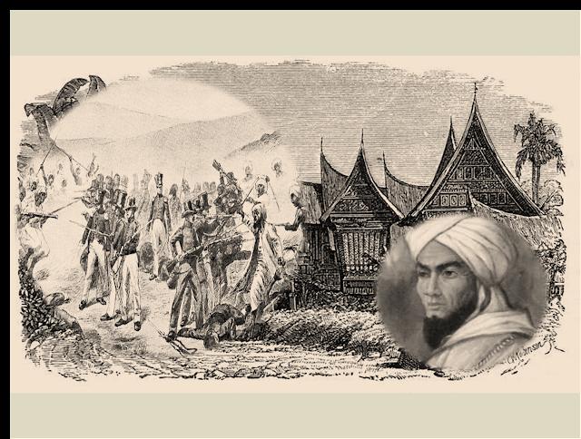Perang Paderi, Perang Saudara Yang Berbuah Kehancuran Bagi Kesultanan Pagaruyung