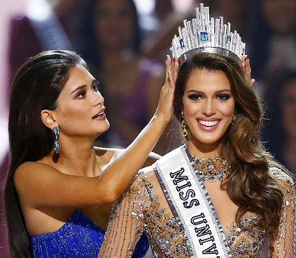 dental student crowned miss universe
