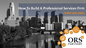 Building The Professional Services Firm