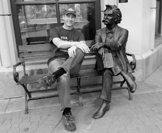 A Dad With Twain