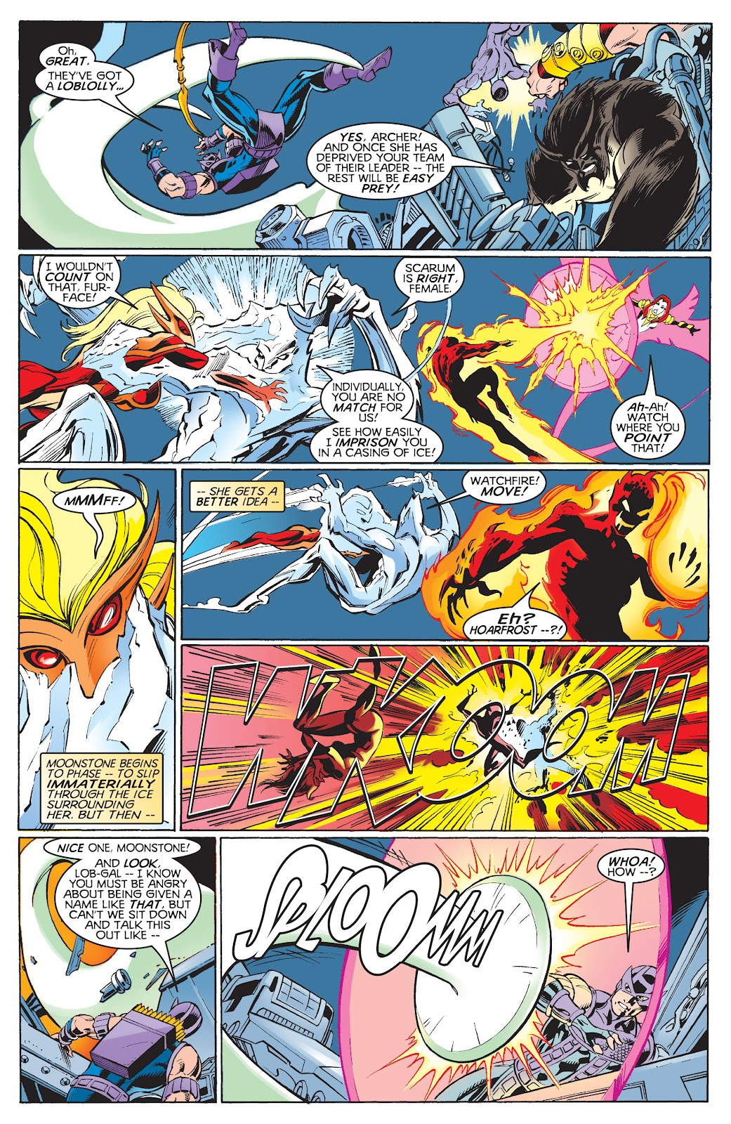 Read online Hawkeye & The Thunderbolts comic -  Issue # TPB 1 (Part 3) - 24