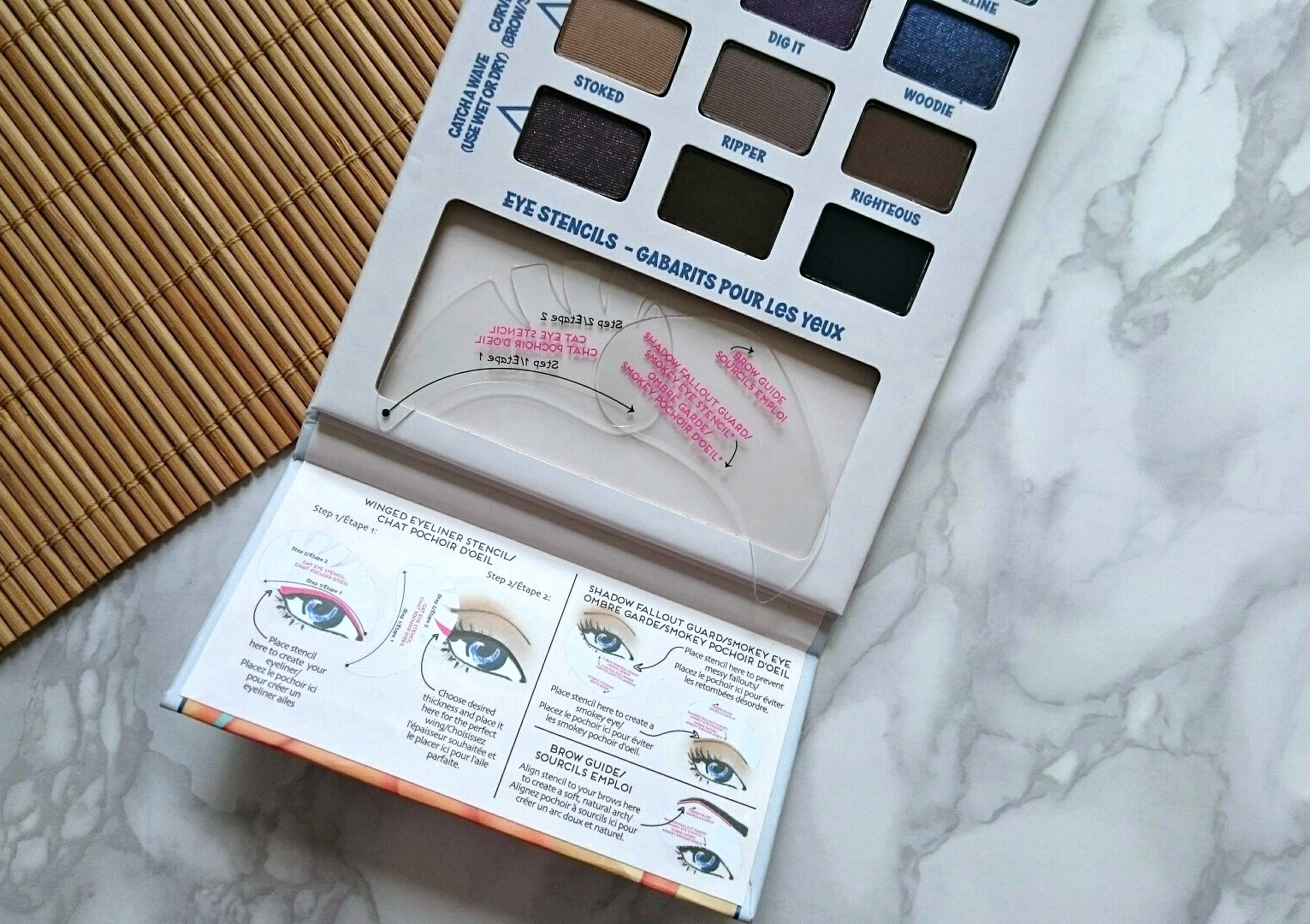 The Balm Balmsai palette