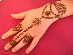 Top 60 Latest Jewellery Mehndi Designs For Hands Lifestylexpert