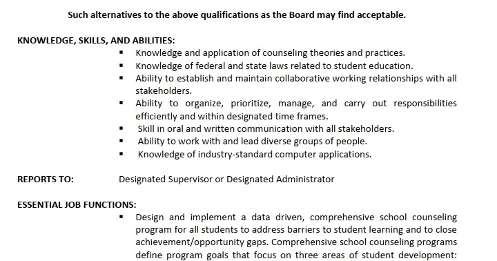 FGCU Graduate Programs in Counseling: School Counselor - Lee