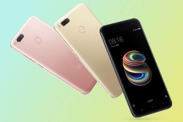 Xiaomi Mi 5X 10 Android Gamers Spek Dewa harga Murah