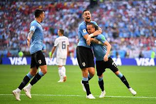 مباراة البرتغال واوروجواي بث مباشر