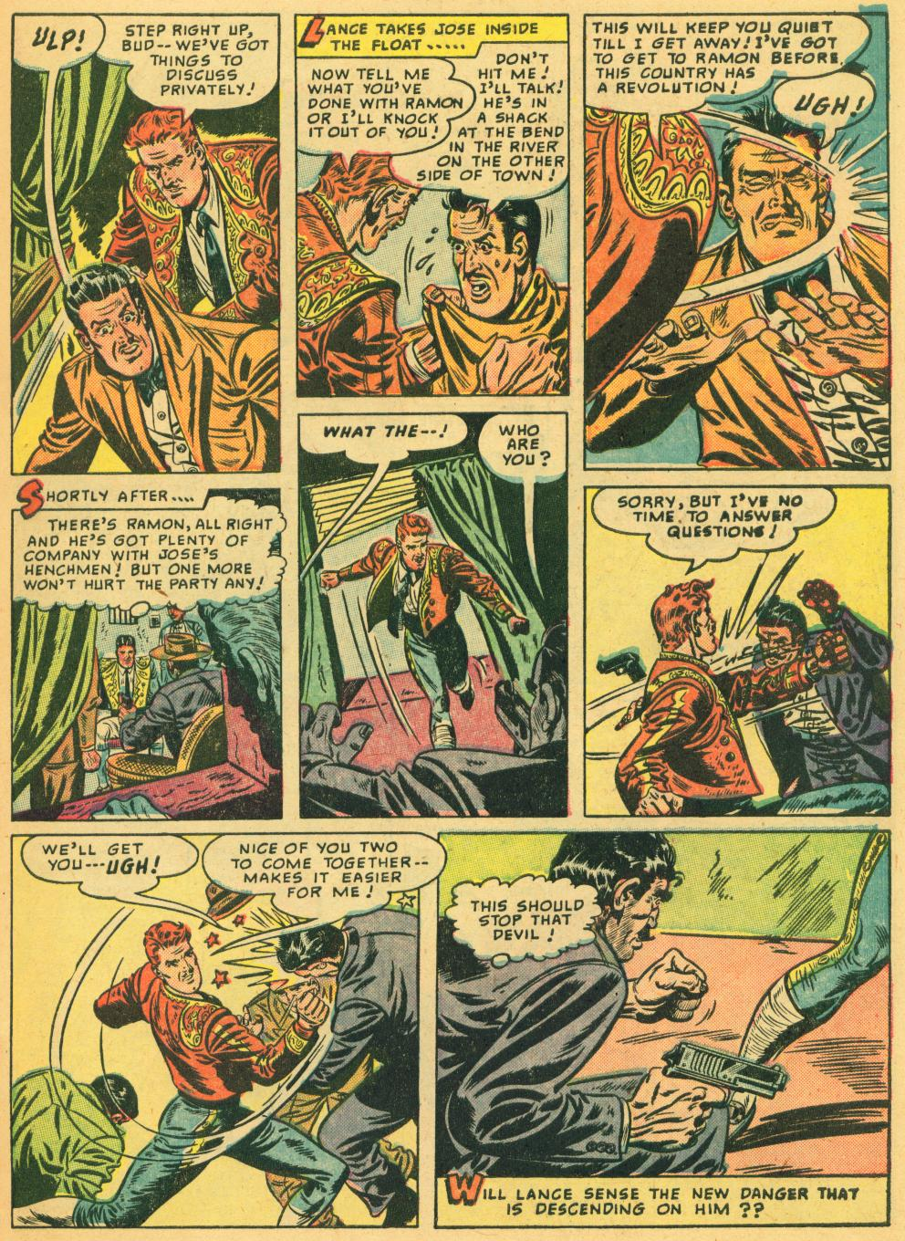 WHIZ Comics issue 119 - Page 31