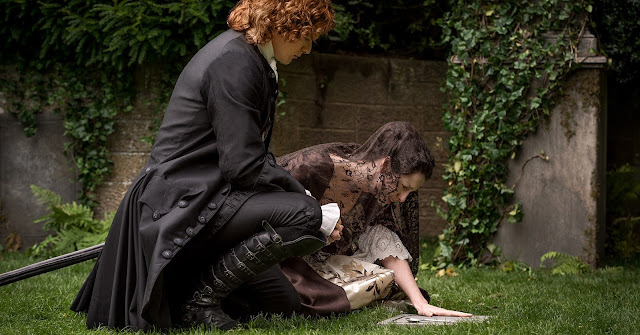 "2x07 ""Faith"" de 'Outlander'"