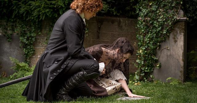 """2x07 """"Faith"""" de 'Outlander'"""