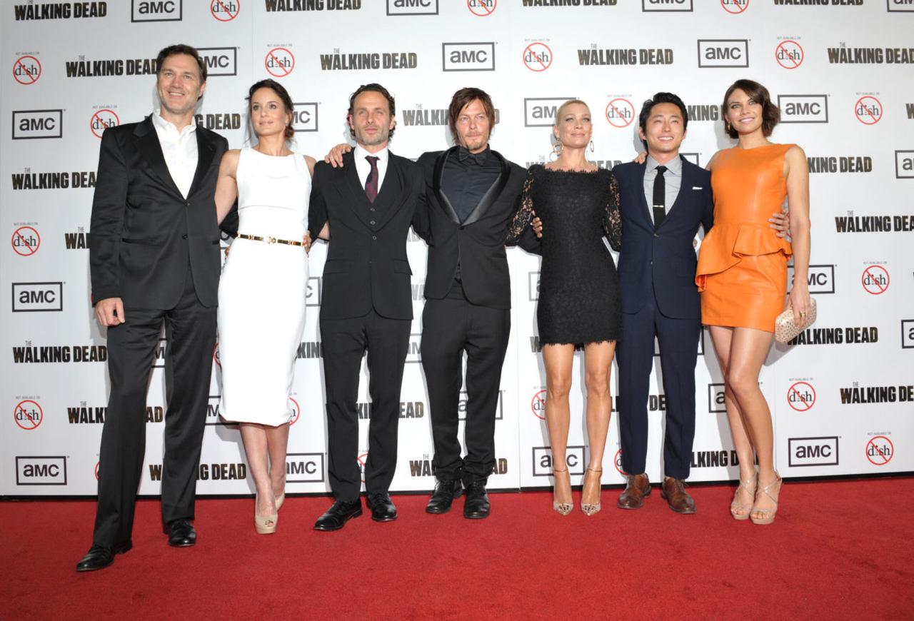 The Walking Dead 4ª temporada: En Octubre del 2013 - Taringa!