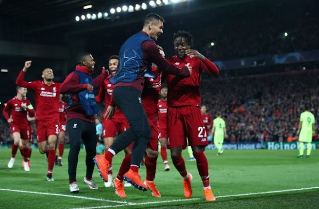 VIDEO: LIVERPOOL 4 – 0 BARCELONA [CHAMPIONS LEAGUE] FULL HIGHLIGHTS 2018/19