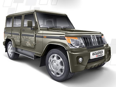 Mahindra Bolero Power Plus exterior side look 2016