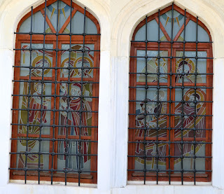 Some lovely looking stained glass windows