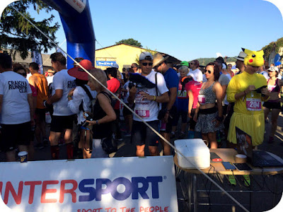 Am debutat la Corcova Trail Race