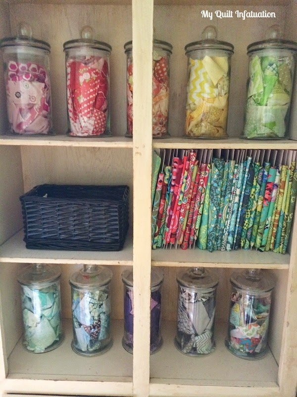 Organize your Quilting | DevotedQuilter.blogspot.com