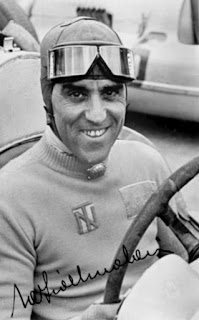 Tazio Nuvolari is seen by some as Italy's greatest racing driver