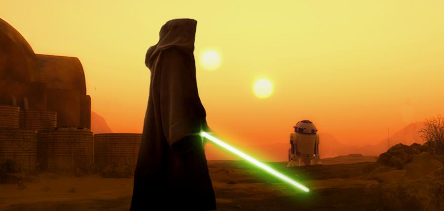 Acţiunea Din STAR WARS EPISODUL VII Revine Pe Faimoasa Planetă TATOOINE