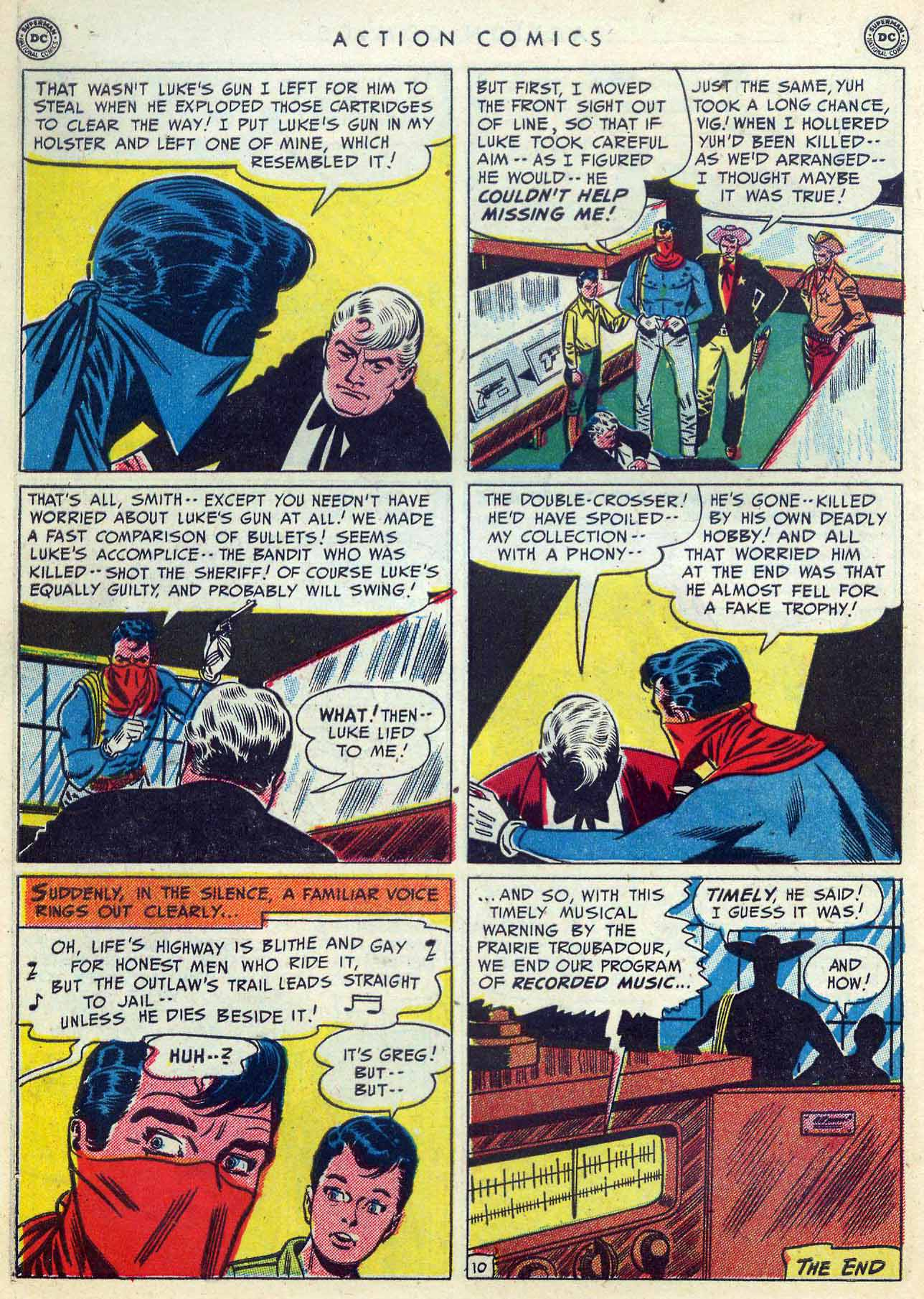 Read online Action Comics (1938) comic -  Issue #155 - 48