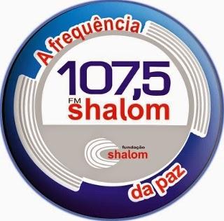 Rádio Shalom FM de Rondonópolis ao vivo