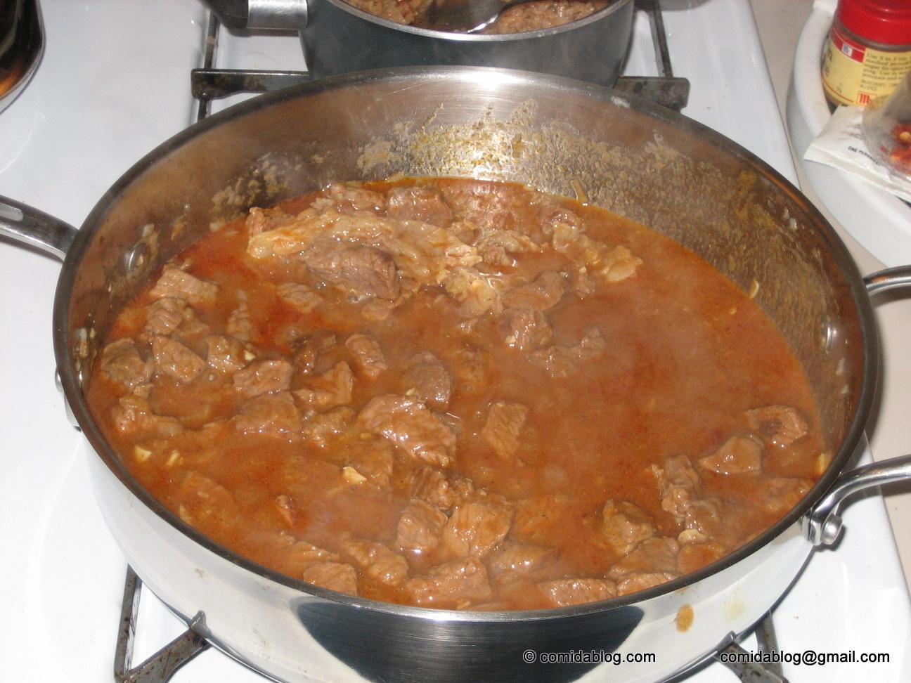 Carne Guisada Recipe Heb Dandk Organizer