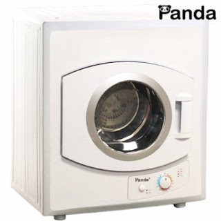 Panda Dryer - Portable 2.7cu.ft Laundry Drying Machine