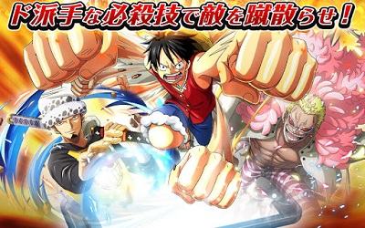 One Piece Treasure Cruise Japan Mod Apk