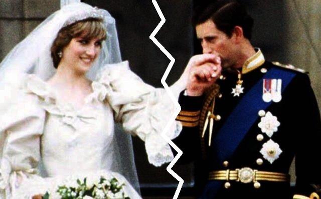 Príncipe Charles e Princesa Diana (Imagem: Reprodução/Internet)