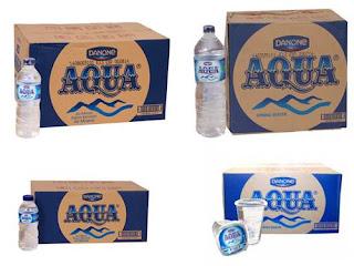 Harga 1 Dus Aqua Gelas