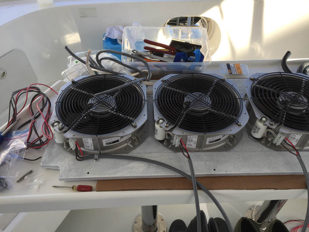 Adventures of Tanglewood: Engine Room Cooling