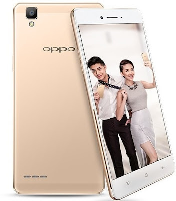 Cara Flash Oppo